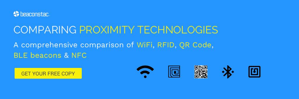 Comparing proximity technologies