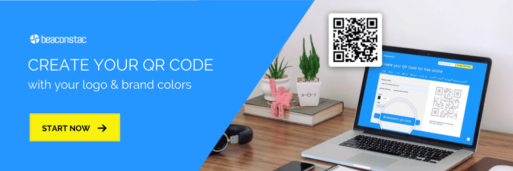 1 Free QR Code Generator [With Logo] - Make your Custom QR Code