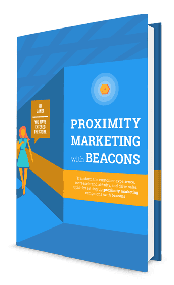 Ebook: A beginner's guide to proximity marketing with beacons