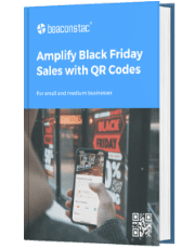 Find out how SMBs can leverage QR Codes to attract new customers this black friday