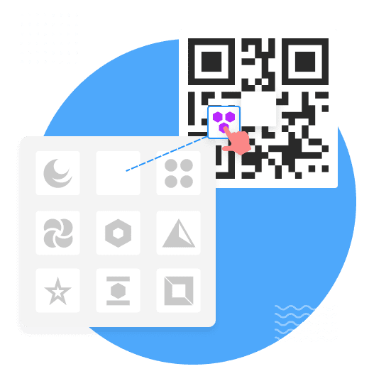QR Codes with logo