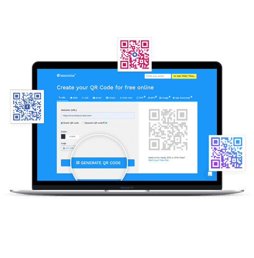 How to create a QR code
