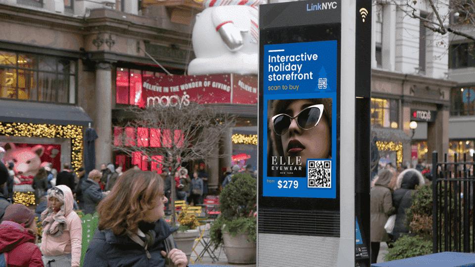 Increase brand awareness using QR Code marketing