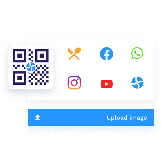 Create a custom QR Code with a logo