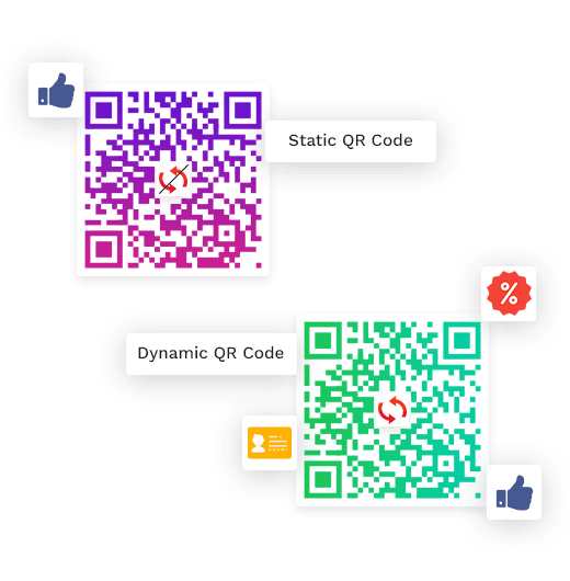 Static vs Dynamic QR Codes